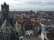 fine settimana nelle Fiandre luci Gent