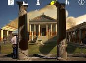 Pompeii Touch, l'app tornare indietro tempo