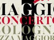 EUGENIO FINARDI direttore artistico concerto Piazza Maggiore Bologna Maggio