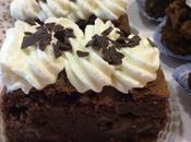 Brownies alle noci crema mascarpone