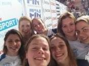 Nuoto: ragazze della Rari Nantes Torino seconde