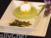 asparagi l'uovo barzotto, salsa invento