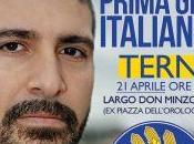 """REGIONALI UMBRIA: Stefano, martedì Terni presenta candidatura """"Sovranità"""""""