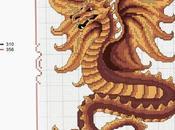 Punto croce fantasy- fate, gnomi draghi