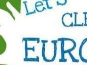 21/04/2015 Rifiuti: Let's Clean Europe, prorogate iscrizioni
