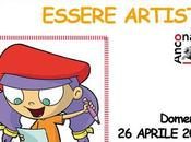 Facciamo finta essere artisti! aprile Museo Città Ancona