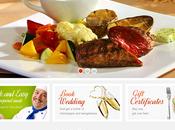 templates WordPress blog cucina ricette parte).