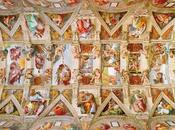 Michelangelo volta della Cappella Sistina