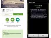 Songbook aggiorna alla versione 3.1.4 (ora disponibile cantico 139)