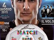 """Pirelli Javier Zanetti: """"Zanetti Frieds Match Expo 2015"""""""