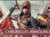 Assassin's Creed Chronicles: China Benvenuta originalità