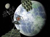 Cina, solare spazio