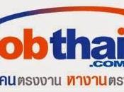 siti trovare lavoro Thailandia