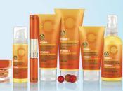 Body Shop presenta nuova linea alla Vitamina