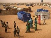 Darfur forno donne campi profughi