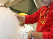 Bergamo prima gelateria completamente all'azoto