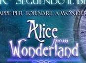 BlogTour Alice from Wonderland
