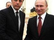 L'Italia vuol ricostruire rapporti Mosca. Kiev d'accordo