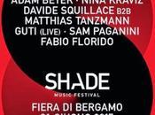 Shade Music Festival Fiera Bergamo Italy 1/6/15
