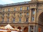 Piazza Firenze piazza, mercato, gente: meglio della Toscana scena Milano