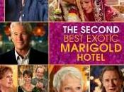 RITORNO MARIGOLD HOTEL (The Second Best Exotic Marigold Hotel)
