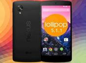 Nexus Wifi 2012 2013 Android 5.1.1 Download Guida installazione