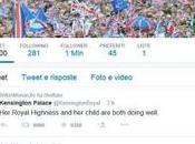 """nata figlia Kate. Tweet Renzi: """"Siamo pronti alla vita cambiare pannolini"""". sommario, tweet """"reali"""", rimando cronaca live Corsera…"""