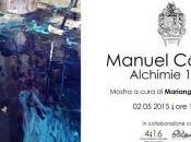 Performance Alchimie 1/16 alla Giudecca