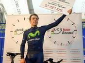 Alex Dowsett firma nuovo Record dell'Ora