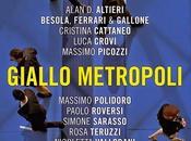 """""""Giallo Metropoli"""" cura Massimo Polidoro"""