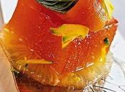 Gelatina arance sanguinelle.