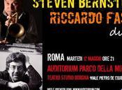 Steven Bernstein Riccardo Fassi presentano nuovo progetto all`Auditorium Parco della Musica.
