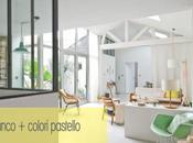 casa color pastello