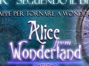 "Tappa Blogtour ""Alice from Wonderland"" Alessia Coppola"