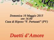 Festa della Mamma: Duetti D'amore Pertusati Pavia