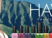 HAWAII, nuova estiva collezione OPI!