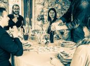 Pranzo Vegan nella campagna Toscana