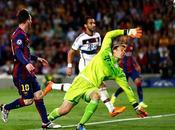 Pagelle Barcellona Bayern Monaco, blaugrana: Messi poeta. Rakitic ovunque