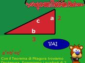 Impara Teorema Pitagora giocando