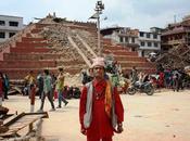 Nepal, foto racconto terremoto