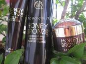 Boby Shop: Linea HONEY BRONZE (Presentazione)