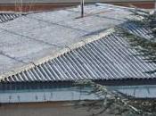 Presentati dati tetti cemento-amianto territorio lombardo. 2007 2012 riduzione metri cubi
