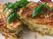 Lasagne pane Carasau ricotta pesto 100% Gluten Free (Fri)Day