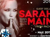 Sabato maggio 2015 Sarah Main Music Rocks Positano (Sa).