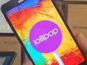 Aggiornamenti Lollipop Samsung Galaxy brand, Edge 10.1