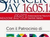 maggio tutti Piazza Popolo l'Oral Cancer 2015