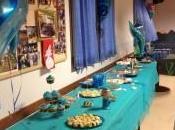 Festa Sirenetta Addobbi Angoli Gioco