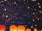 Lanterne cinesi festa magica