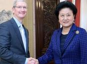 Cook visita Pechino incontra vice primo ministro