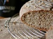 Pane segale Guinness lievitazione naturale Sourdough bread